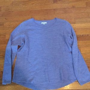 Croft & Barrow lavender sweater